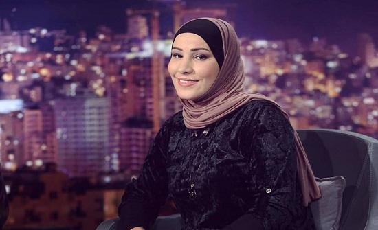 الاردنية نداء شرارة : ارتديت الحجاب منذ أن كان عمري 16 عاماً