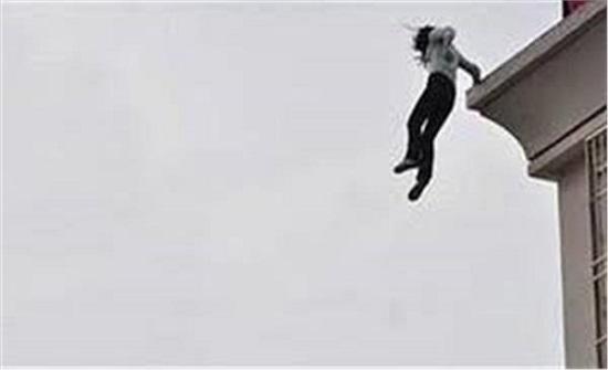 عمان : وفاة فتاة سقطت من الطابق الرابع  وشبهة انتحار
