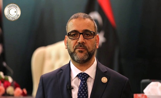 المشري : ليس من اختصاص الحكومة الليبية إلغاء أي اتفاقيات شرعية سابقة أو تعديلها