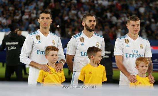 ريال مدريد يعطل رغبة بنزيما