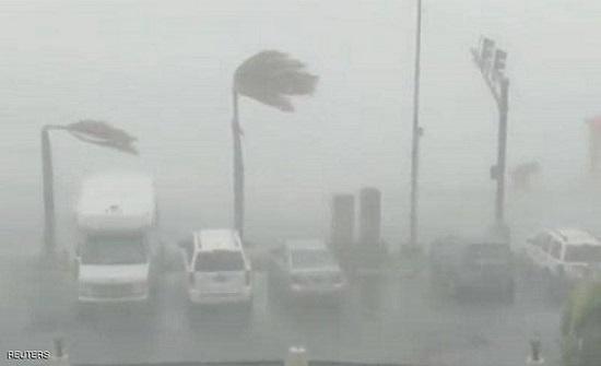 الإعصار دوريان يفرض حالة الطوارئ في فلوريدا