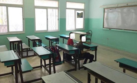 إضراب معلمي المدارس يدخل يومه الخامس