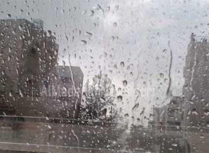 الأرصاد تنشر كميات الأمطار التي هطلت حتى الأن