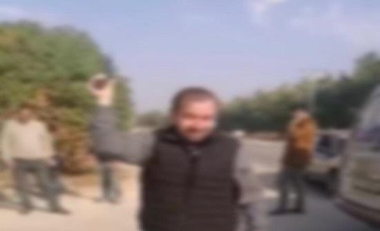 بالصور : القبض على اشخاص ظهروا بفيديوهات اطلاق النار في عجلون الكرك مادبا والرويشد