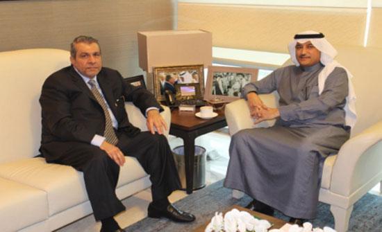 السفير السعودي يشيد بالتعاون العلمي والثقافي مع الاردن