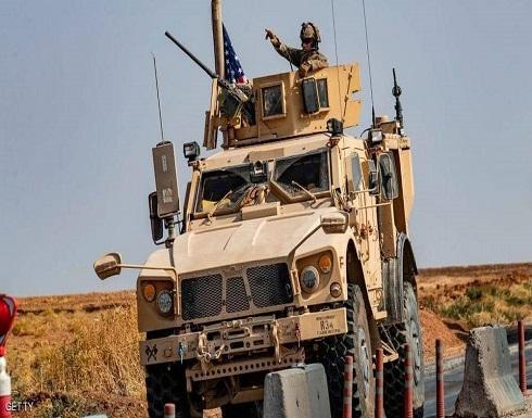 """أول دورية أميركية شمال شرقي سوريا منذ """"الانسحاب"""""""