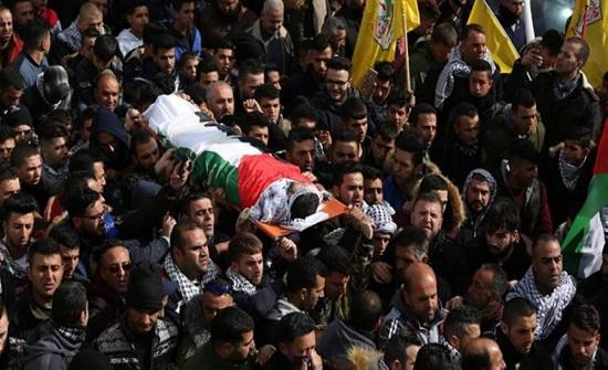 استشهاد فتى فلسطيني متأثراً بإصابته جنوب نابلس