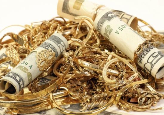 عمان : سرقة مصاغ ذهبي من منزل يقدر بملغ 90 ألف دينار