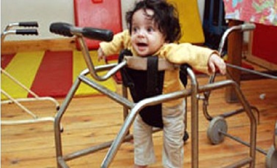 """مسيرة لمكافحة شلل الاطفال الجمعة بعنوان"""" أمشي لكي يمشي غيري"""""""