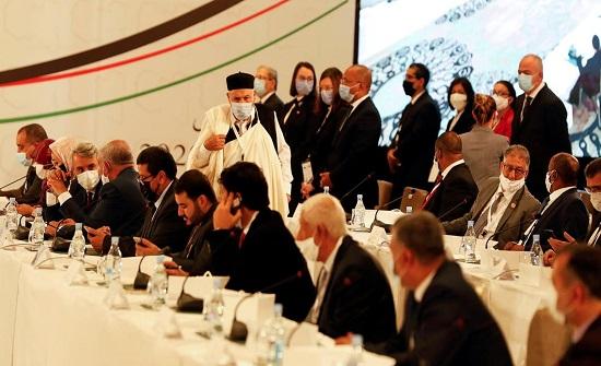 """الحوار يتواصل من طنجة إلى القاهرة..من أجل """"ليبيا جديدة"""""""
