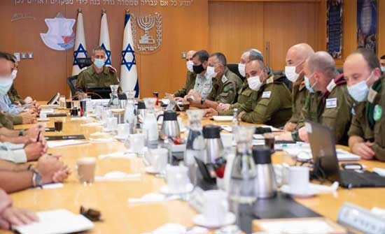 رئيس الأركان الإسرائيلي يرجئ زيارته إلى واشنطن بعد التطورات في غزة