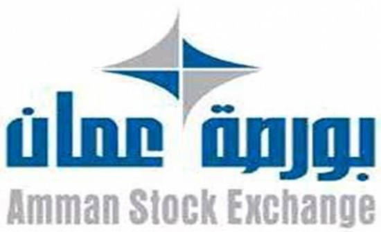 بورصة عمان تنهي تداولاتها بـ 7ر5 مليون دينار