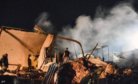 ارتفاع قتلى القصف الإسرائيلي لـ10 عناصر بينهم 7 من جنسيات غير سورية