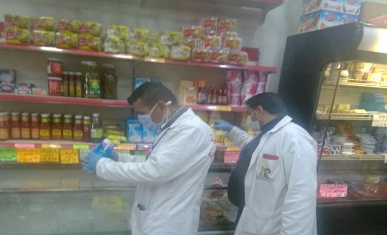 بلدية الرصيفة: حالة الأسواق العامة تبعث على الارتياح