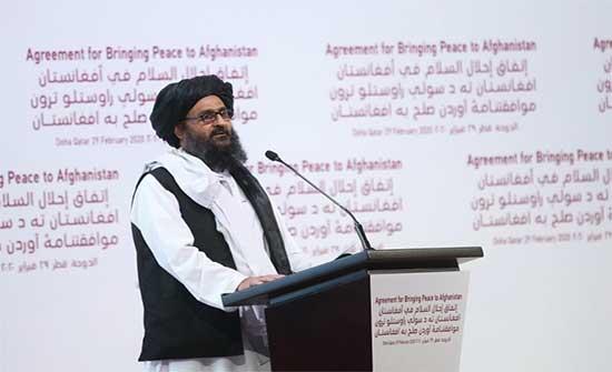 مصادر في طالبان لرويترز: الملا برادر سيترأس الحكومة الأفغانية المقبلة