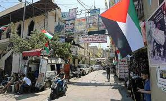 لجنة الحوار اللبناني-الفلسطيني تناشد تقديم المساعدات للاجئين للفلسطينيين