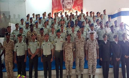 افتتاح دورة الرياضة التأسيسية الخاصة لمدربي اللياقة بالقوات المسلحة