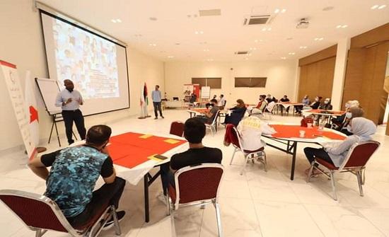 الهلال الأحمر الأردني يعقد اجتماعا لفريق الاستجابة للطوارئ
