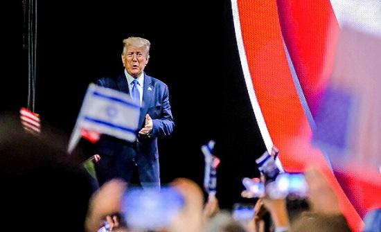 ترامب: أنا أفضل صديق لإسرائيل سكن البيت الأبيض