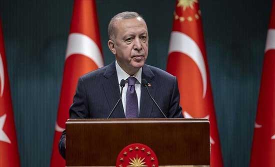 أردوغان: بايدن خالف الحقيقة استجابة لضغوط المتطرفين