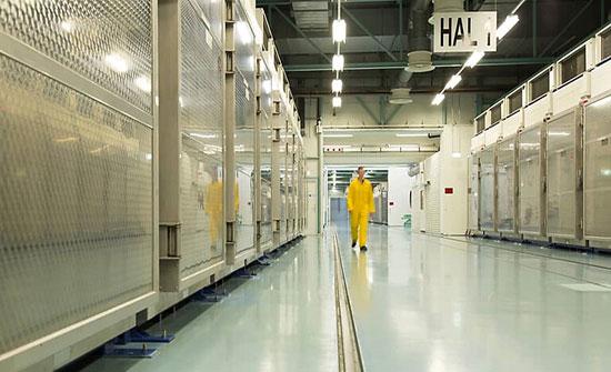 إيران تعلن رسميا بدء تخصيب اليورانيوم في منشأة فوردو