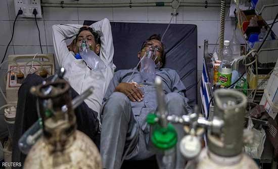 واشنطن تعلن دعمها للهند في مواجهة الطفرة الوبائية