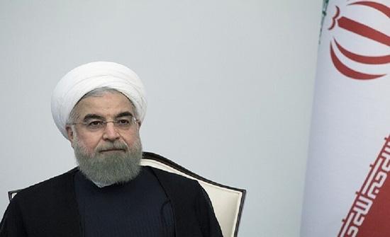روحاني يدعو إلى وقف عاجل لإطلاق النار في اليمن