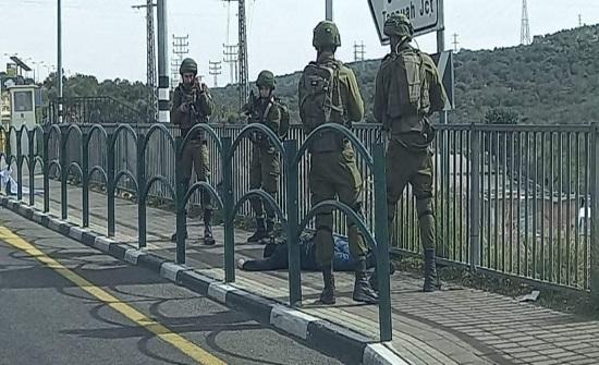 شهيد برصاص الاحتلال قرب سلفيت