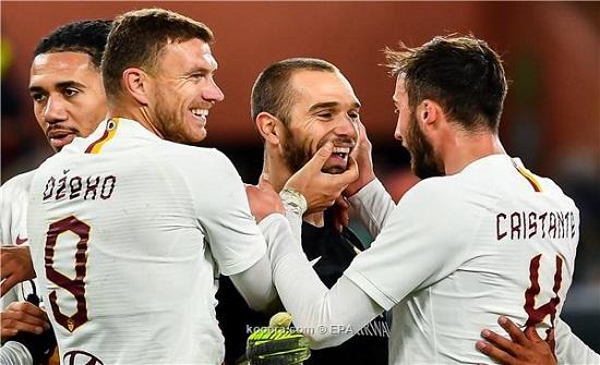 روما يتلقى الصدمة الأولى بعد استئناف التدريبات
