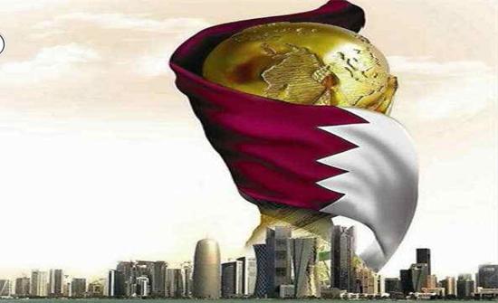 قطر: الانتهاء من فرش الأرضية العشبية لاستاد نهائي مونديال 2022