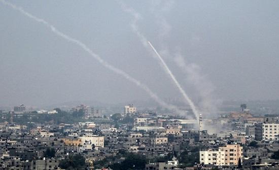 إصابة مستوطنة عقب تجدد قصف المقاومة لغلاف غزة (شاهد)