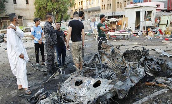 6 قتلى و15 جريحاً بـ3 انفجارات تهز بغداد