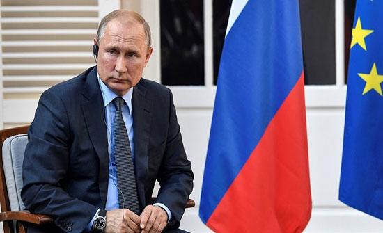 بوتين: لا زيادة في مستوى الإشعاعات على خلفية حادثة سيفيرودفينسك