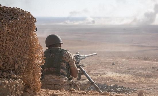 المنطقة العسكرية الشمالية تحبط محاولة تسلل