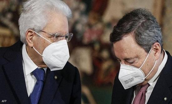 رئيس الحكومة الإيطالية الجديد يؤدي اليمين الدستورية