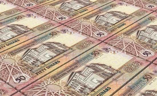 الاردن : ارتفاع الدين العام إلى 33.3 مليار دينار