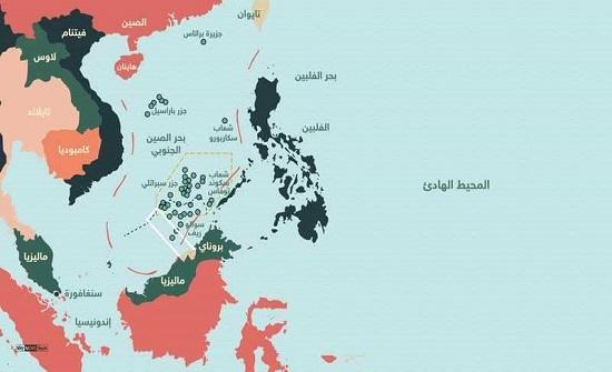 """التوتر يتصاعد في بحر الصين الجنوبي.. وخطوة """"مقلقة"""" من بكين"""