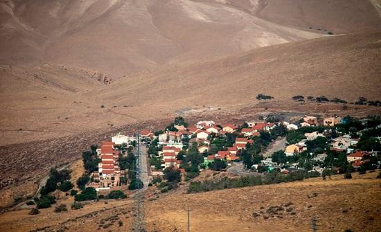 إصابة مجندة إسرائيلية بزعم تعرضها للطعن بغور الأردن