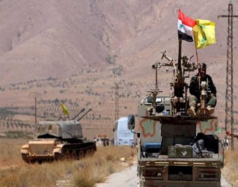 «حزب الله» ينقل مخازن أسلحة من القصير السورية إلى البادية