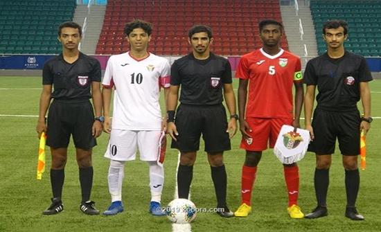 منتخبنا يكتسح المالديف في افتتاح بطولة قطر للناشئين