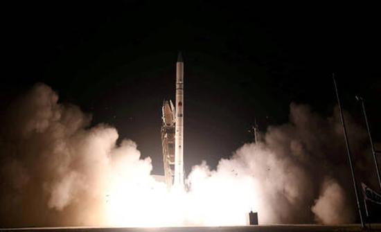 """إسرائيل تتلقى الصور الأولى من قمرها الصناعي الجديد """"أوفيك-16"""""""
