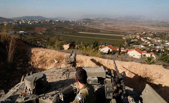 إسرائيل تتحرك عسكريا على حدود لبنان