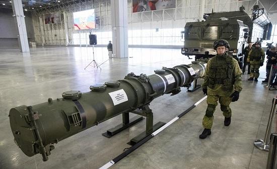 موسكو تتقدم بمشروع قرار للحد من انتشار الأسلحة