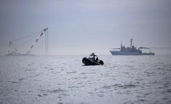 زورق حربي اسرائيلي يخرق المياه الاقليمية اللبنانية