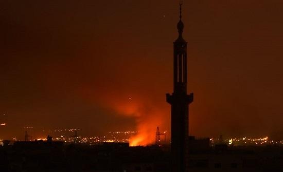 خبير إسرائيلي: هجماتنا في سوريا مخطط لها.. هذا هدفها