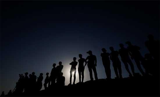 إصابة 5 فلسطينيين برصاص إسرائيلي في غزة