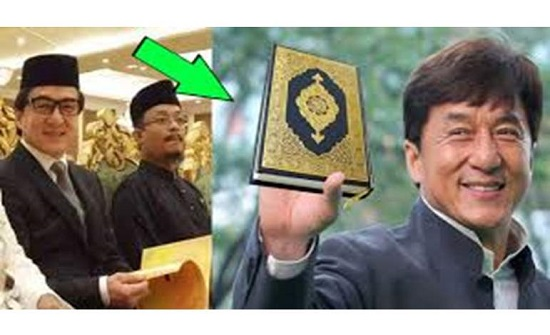 في عيد ميلاده.. هل اعتنق جاكي شان الإسلام؟