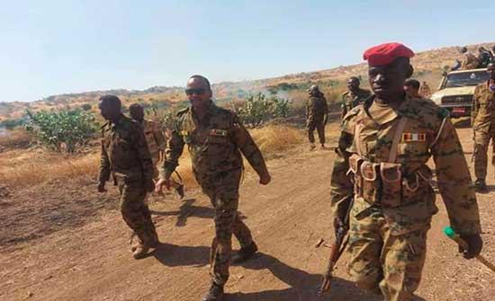 موقع سوداني: حشود عسكرية إثيوبية على الحدود الشرقية
