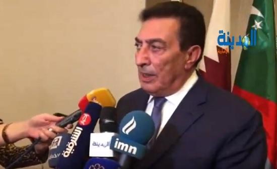 شاهد بالفيديو : الطراونة يكشف ملامح قرارات الاجتماع القادم للاتحاد البرلماني العربي