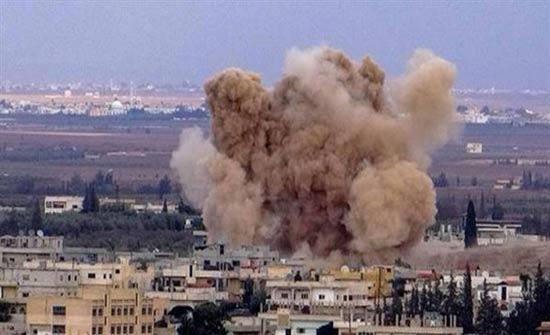 عودة الهدوء لغرب درعا بعد قصف صاروخي إسرائيلي